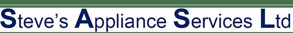 Steve's Appliance Services Ltd